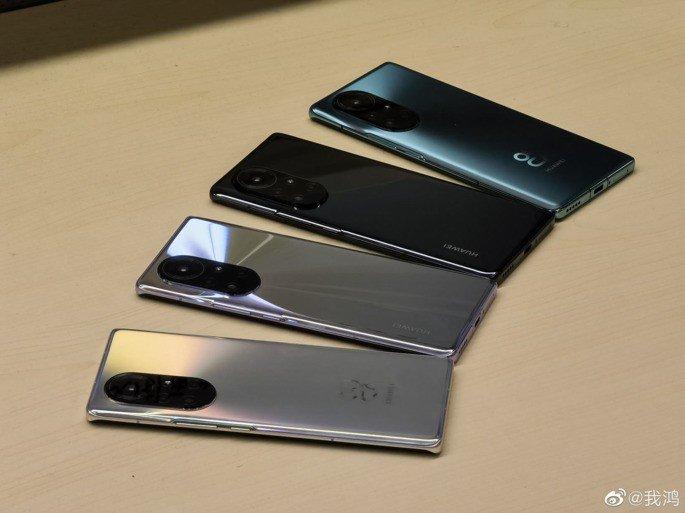 Huawei Nova 8 Pro smartphones