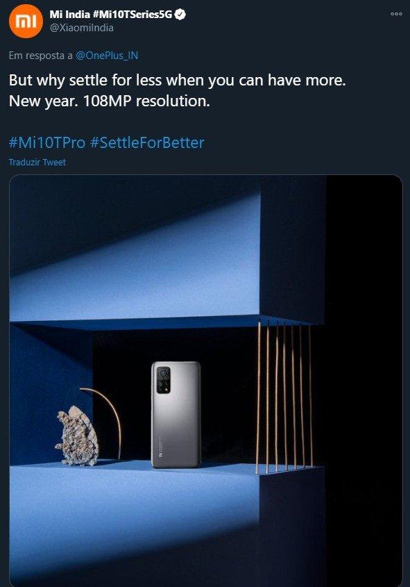 Xiaomi OnePlus Twitter