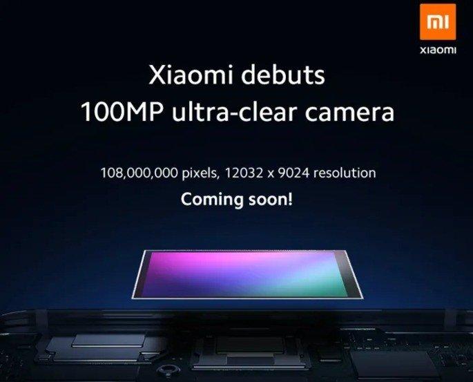 Xiaomi Sensor de 108MP