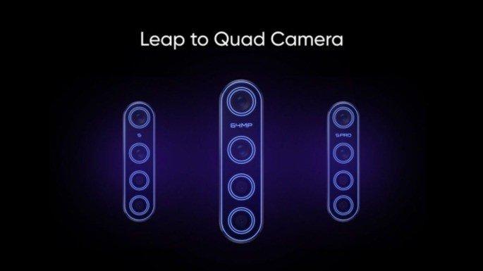 Realme 5 Realme 5 Pro câmaras