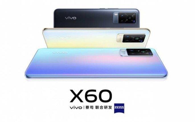 Vivo X60 Pro topo de gama