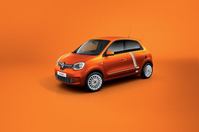 Renault TWINGO Electric Portugal