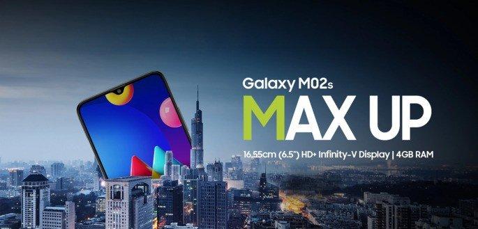 Galaxy M02s