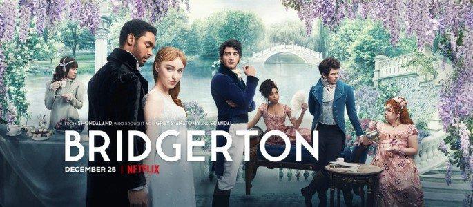 Bridgerton Netflix Portugal