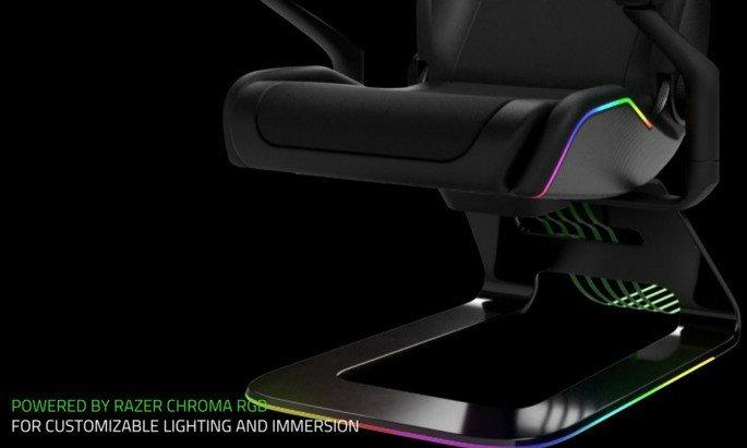 Razer Projeto Brooklyn cadeira gaming