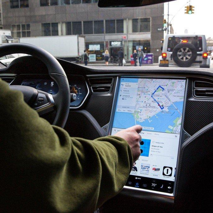 Tesla carros elétricos Tegra 3