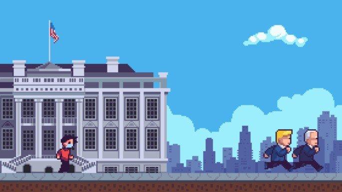 2020 game Estados Unidos
