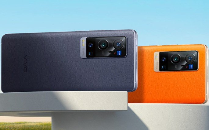 topo de gama Vivo X60 Pro+ Samsung Galaxy S21 Ultra