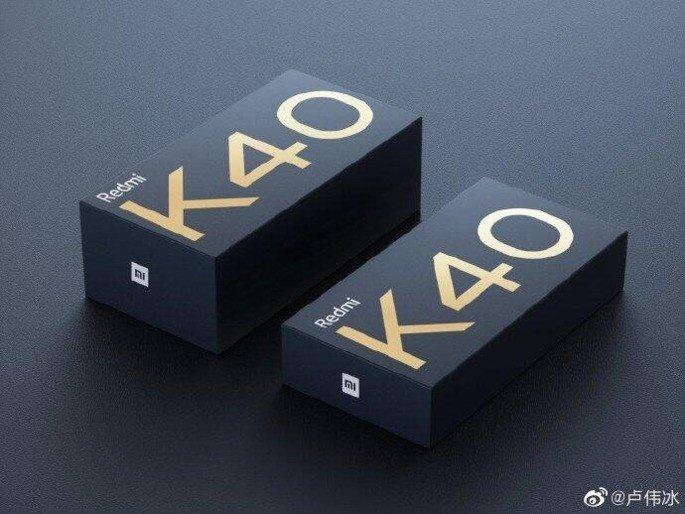 Xiaomi Redmi K40 carregador