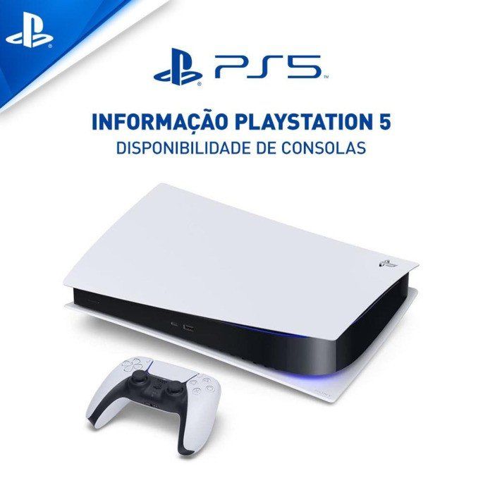 PlayStation 5 PS5 portugal
