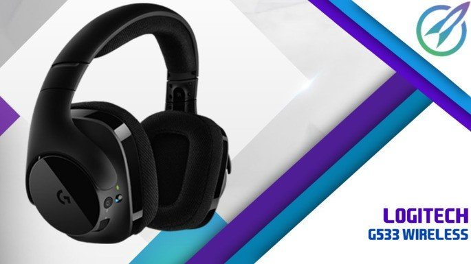 Headset Gaming Logitech G533