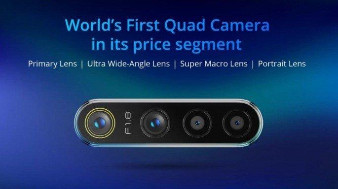 Quatro câmaras a um preço incrível