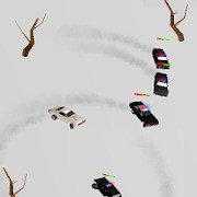 Survival Derby 3D - car racing & running game
