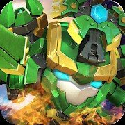 Superhero Fruit Premium: Robot Wars Future Battles