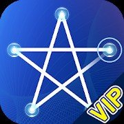 One Line Deluxe VIP - one touch drawing puzzle