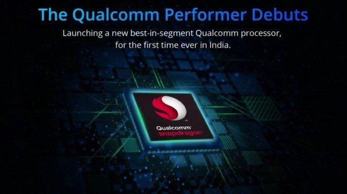 Processador Qualcomm Snapdragon 712