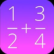 Fractions math Pro