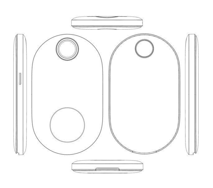 Xiaomi Samsung Apple tracker