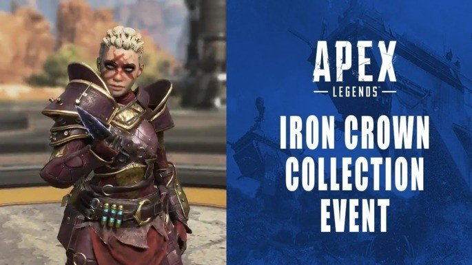 Apex Legends Respawn Iron Crown