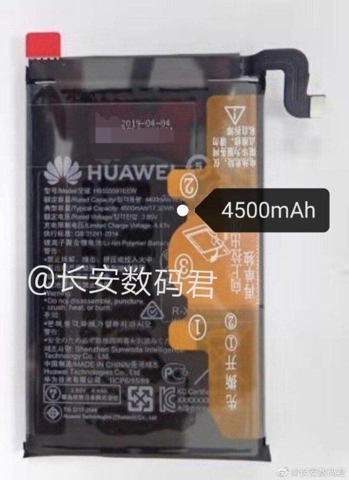 Huawei Mate 30 Pro bateria