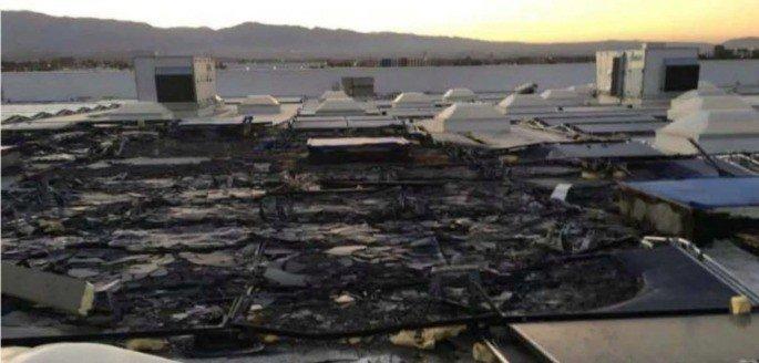 Tesla Walmart painéis solares