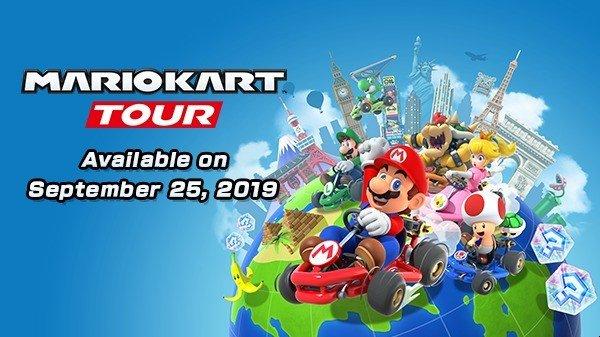 Mario Kart Tour Android iOS