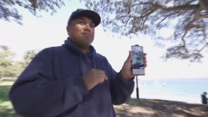 Vivo NEX 3 5G dupla câmara selfie