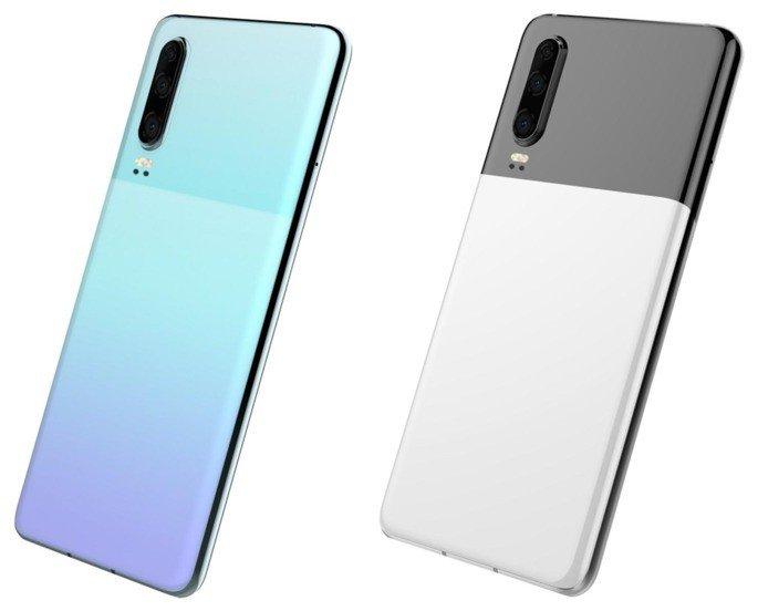Huawei P30 Pro novas cores