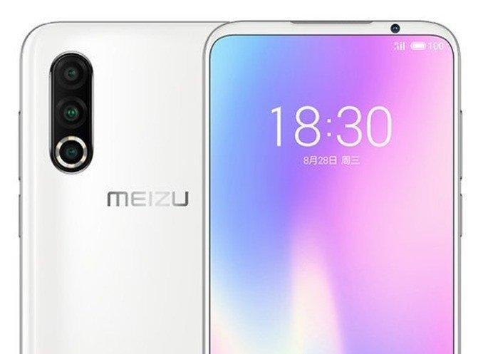 Meizu 16s Pro tripla câmara
