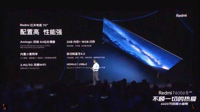 Xiaomi Redmi TV Smart TV