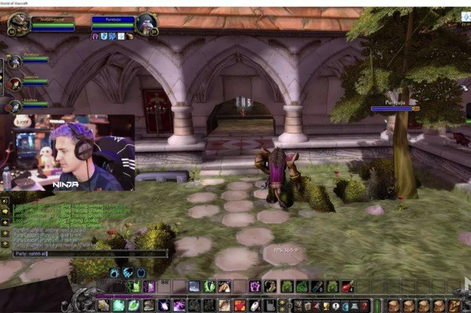 World of Warcraft Streaming