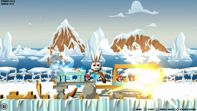 Angry Bunnies Angry Birds Nintendo Switch