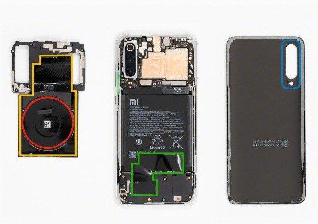 Xiaomi Mi 9 Pro 5G teardown 1