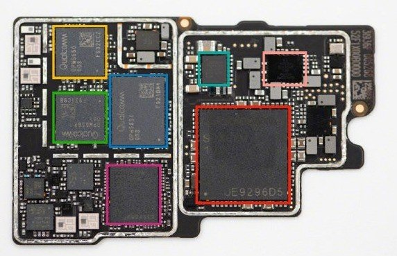 Mi 9 Pro 5G chips 2
