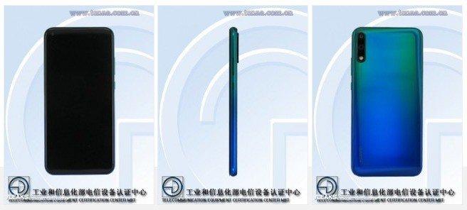 Huawei Enjoy 10 TENAA