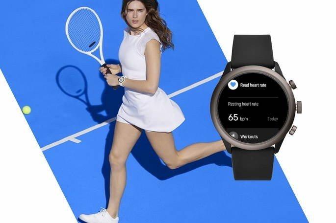 Smartwatch com WearOS Xiaomi