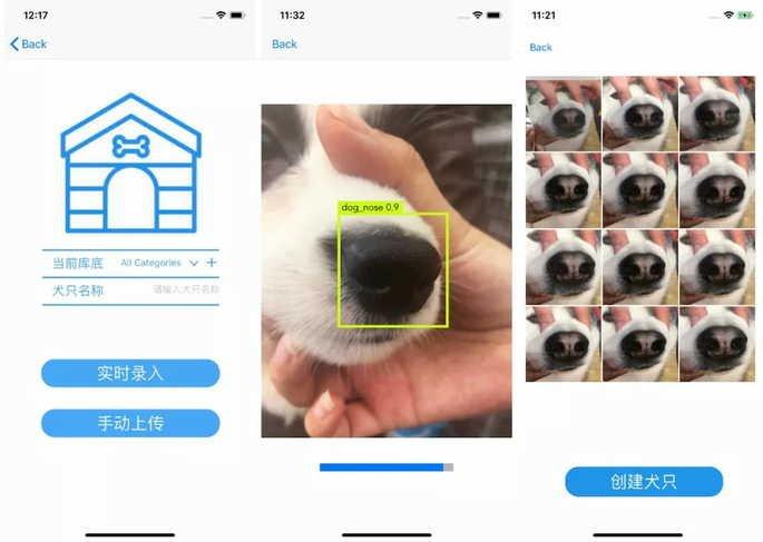megvii app reconhecimento facial cão animal de estimação