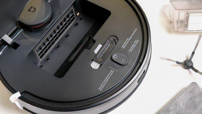 Mi Robot Vacuum Cleaner Pro com acessórios