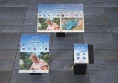 Imagens mostram conceito de smartwatch que se transforma em telemóvel e tablet