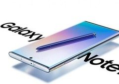 Imagens oficiais confirmam o design do Samsung Galaxy Note 10 e Watch Active 2
