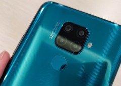 Imagens reais mostra-nos como será o Huawei Mate 30 Lite ao pormenor!