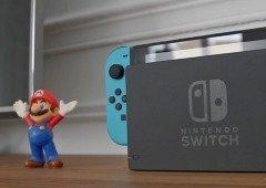 Nintendo Switch Mini: imagem mostra possível consola e capa
