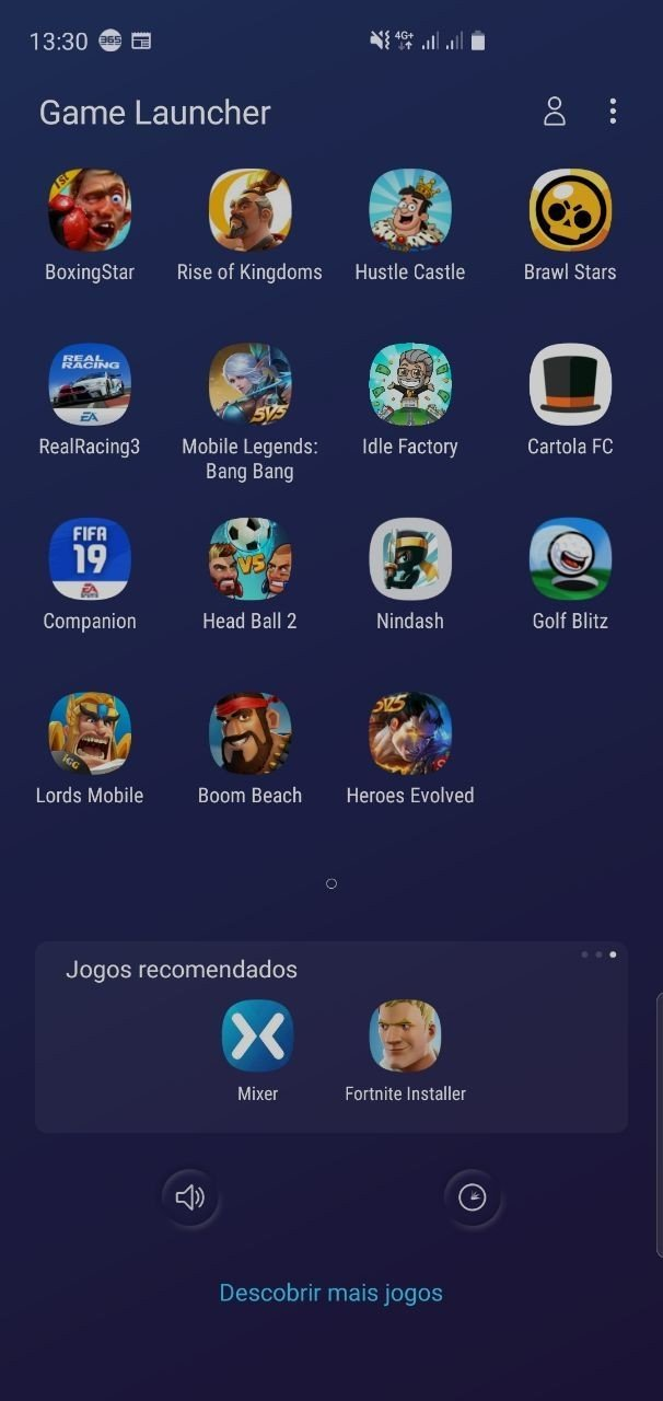 game launcher 1