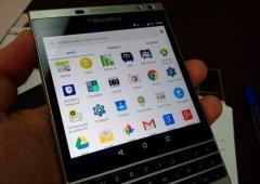 Novo BlackBerry Passport Silver Edition com OS Android Lollipop em vídeo