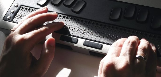 braille reader