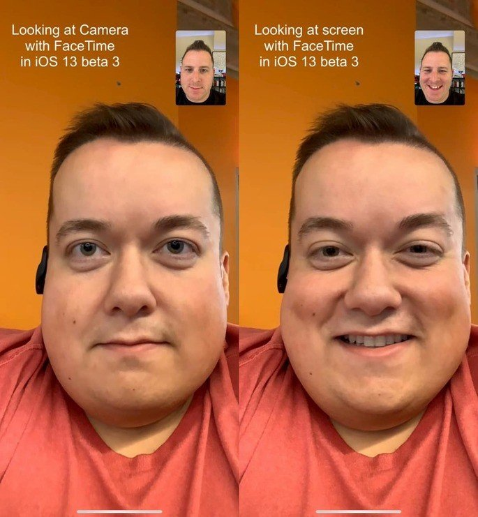 apple ios 13 facetime
