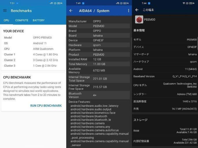 As principais características do Oppo Find X3 Pro expostas
