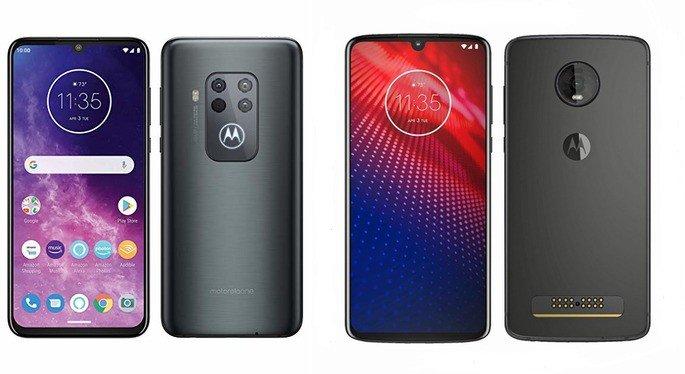 Motorola One Zoom Motorola Moto Z4