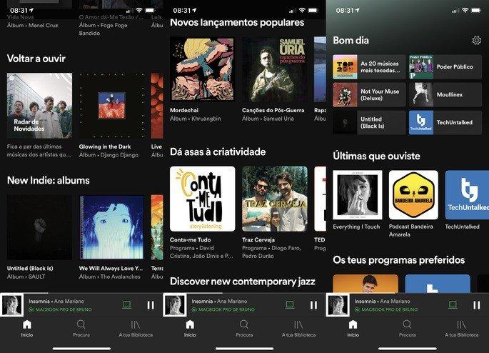 Já podes desfrutar do Spotify em português de Portugal no smartphone