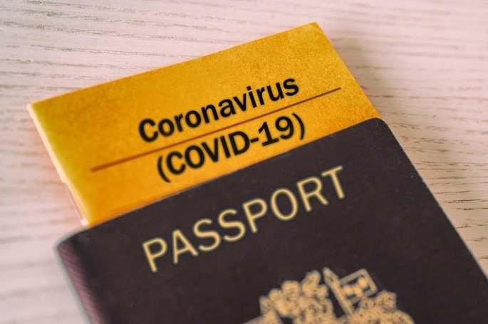 Passaporte sanitário